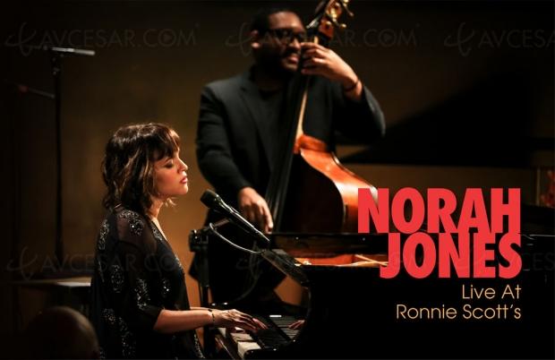 Le retour de Norah Jones, intimiste avec son Live at Ronnie Scott's