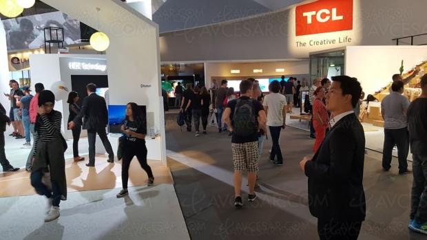 TCL et sa filiale CSOT annoncent une seconde usine LCD et Oled 11e génération