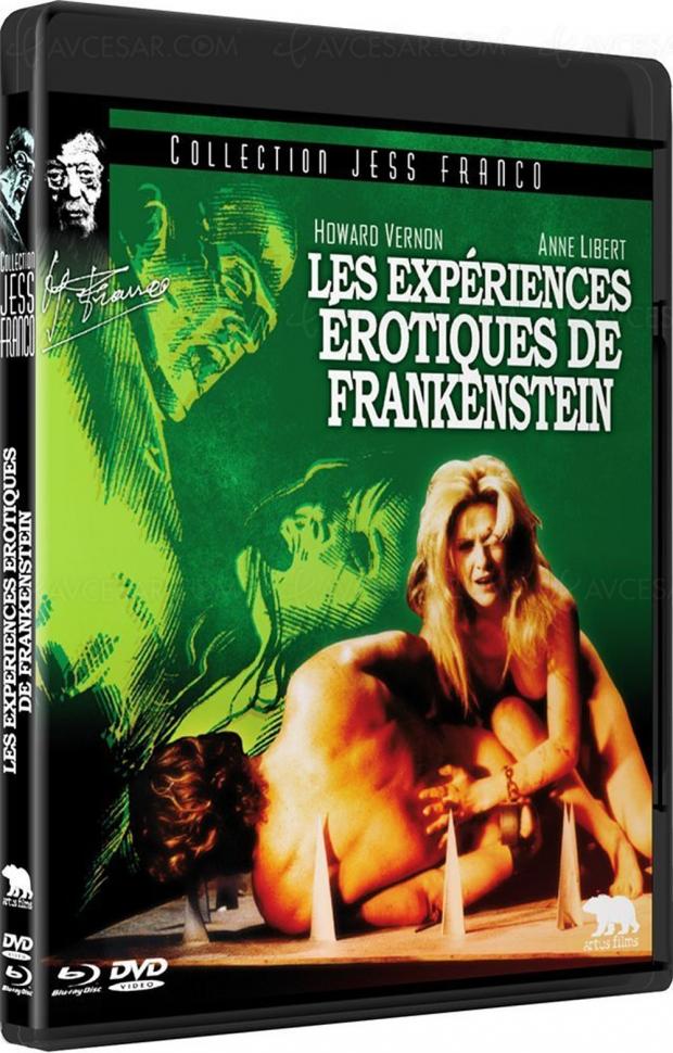 Quelques démons de Jess Franco chez Artus Films