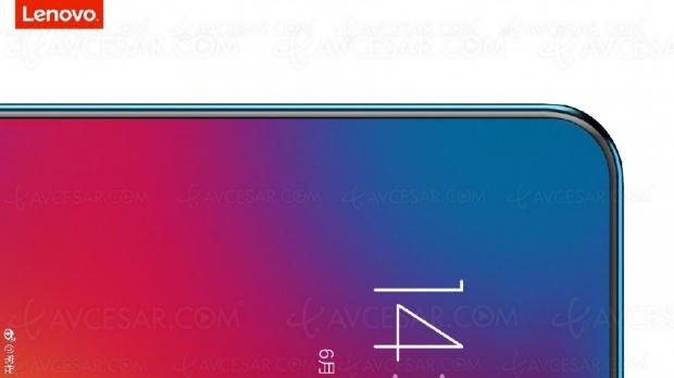 Smartphone «écran total» LenovoZ5, dévoilé le5juin