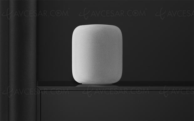 Enceinte Apple HomePod, sortie officielle en France le 18 juin