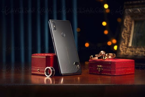 Smartphone XiaomiMi MIX2S, disponible officiellement enFrance