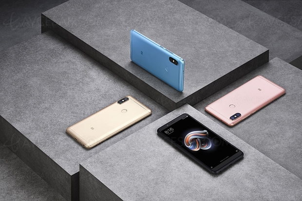 Xiaomi Redmi Note5, objectif photo et prixaccessible