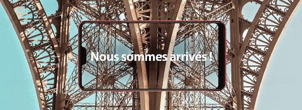 Oppo arrive en France avec le smartphone FindX