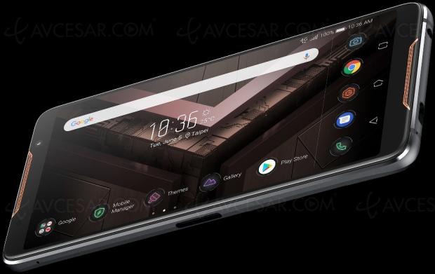 Asus ROGPhone, smartphone Republic ofGamers