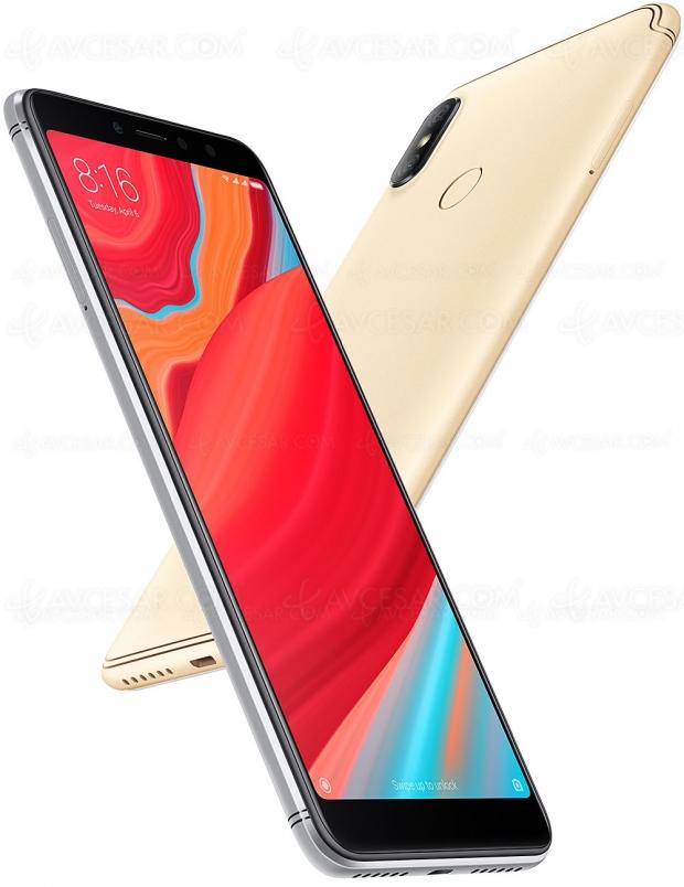 Xiaomi RedmiS2, le smartphone spécialselfies