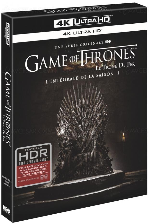 Game of Thrones saison 1, test 4K Ultra HD en ligne