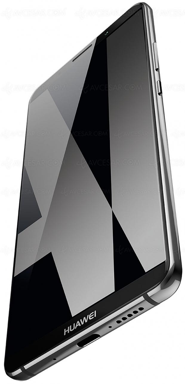 Record de taille d'écran, près de7'' pour le prochain Huawei Mate20?