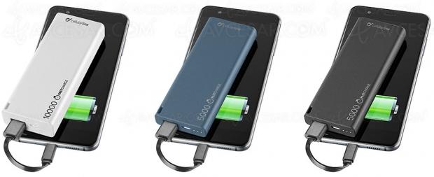 Batteries externes Cellularline FreepowerSlim
