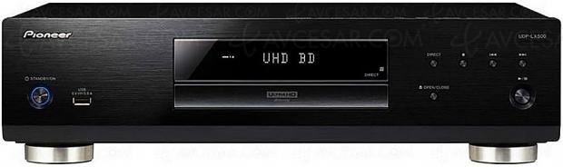 Pioneer UDP‑LX500, nouvelle platine 4K Ultra HD Blu‑Ray