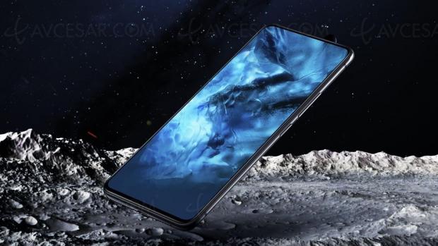 Smartphone VivoNex: enfin l'écrantotal!