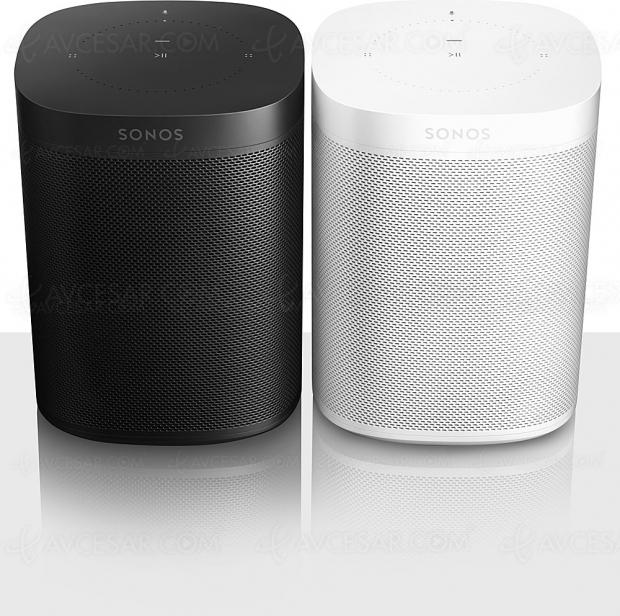 Pack Sonos One : deux, c'est mieux et moins cher