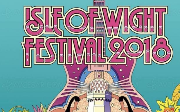 Festival de l'île de Wight 2018 en 4KUHD et Dolby Atmos (Depeche Mode, TheKillers…)