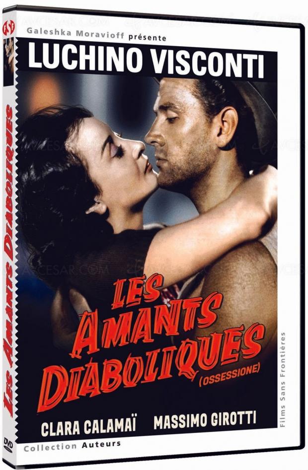 Les amants diaboliques, le premier film de Luchino Viscontiremasterisé