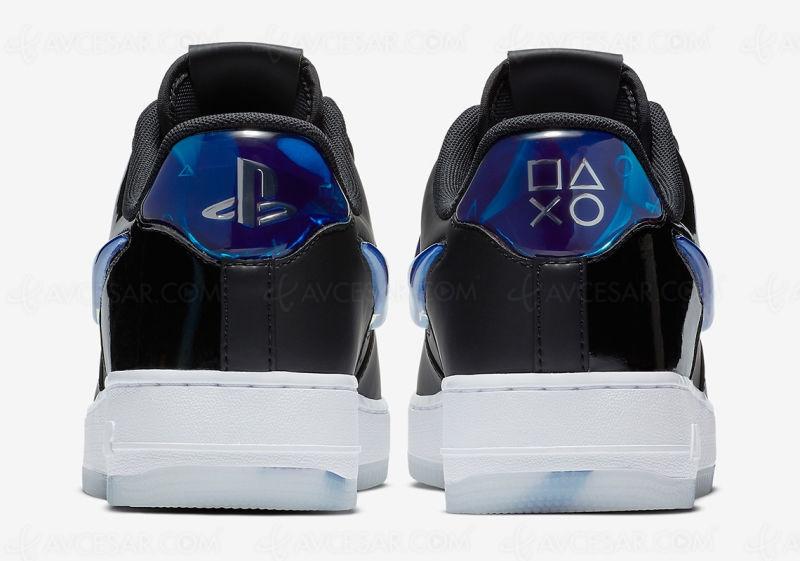 Force Playstation De Dans Magasins Nike Air One Les Baskets Retour E2IWH9D