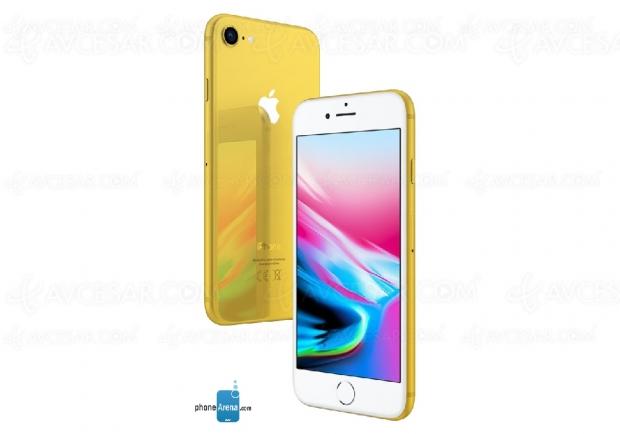 Apple choisirait la technologie LCD pour les iPhone2019?Hum…