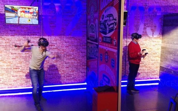 Du nouveau chez Destination VR