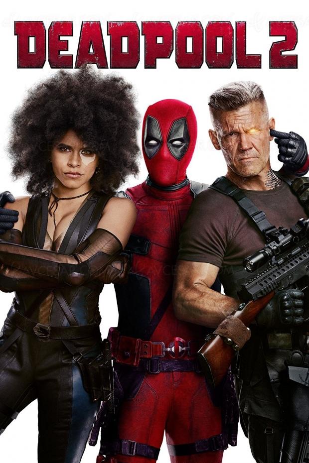 Planning 4KUltraHDBlu‑Ray2018: Deadpool2, Predator, Rampage et bien d'autres