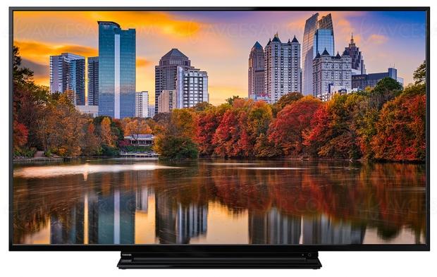 TV LCD Ultra HD Toshiba V58, 43