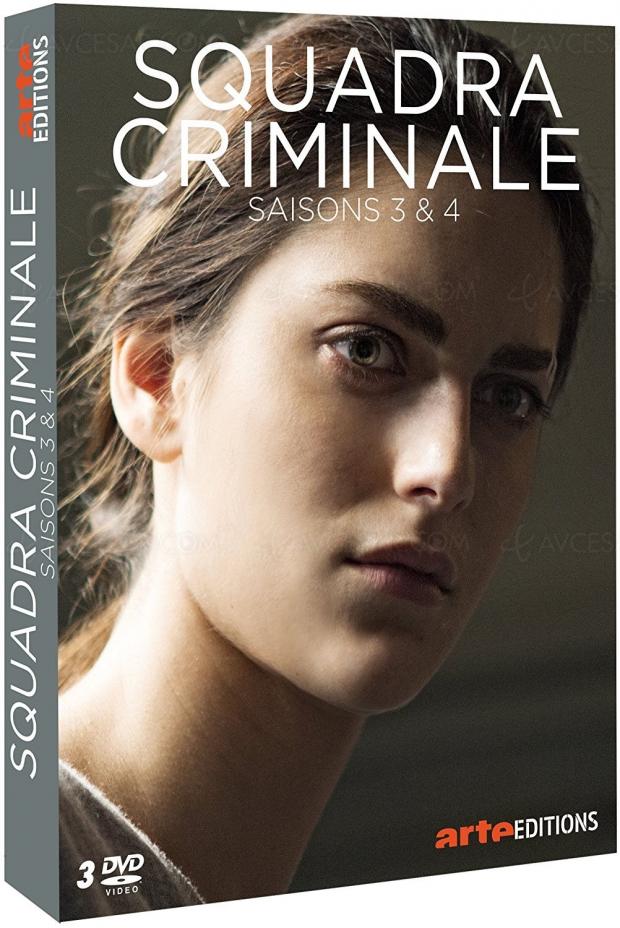Squadra Criminale saisons 3&4, série policière etsociale