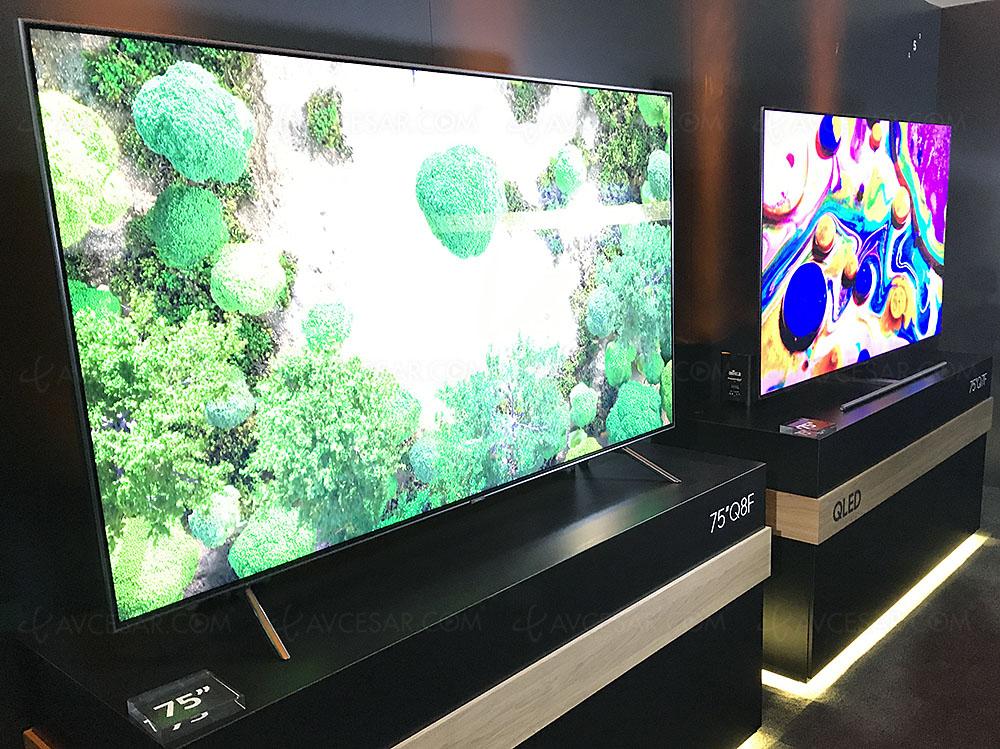 40b30fff5 TV LED Ultra HD Samsung Q8DN 2018, 55
