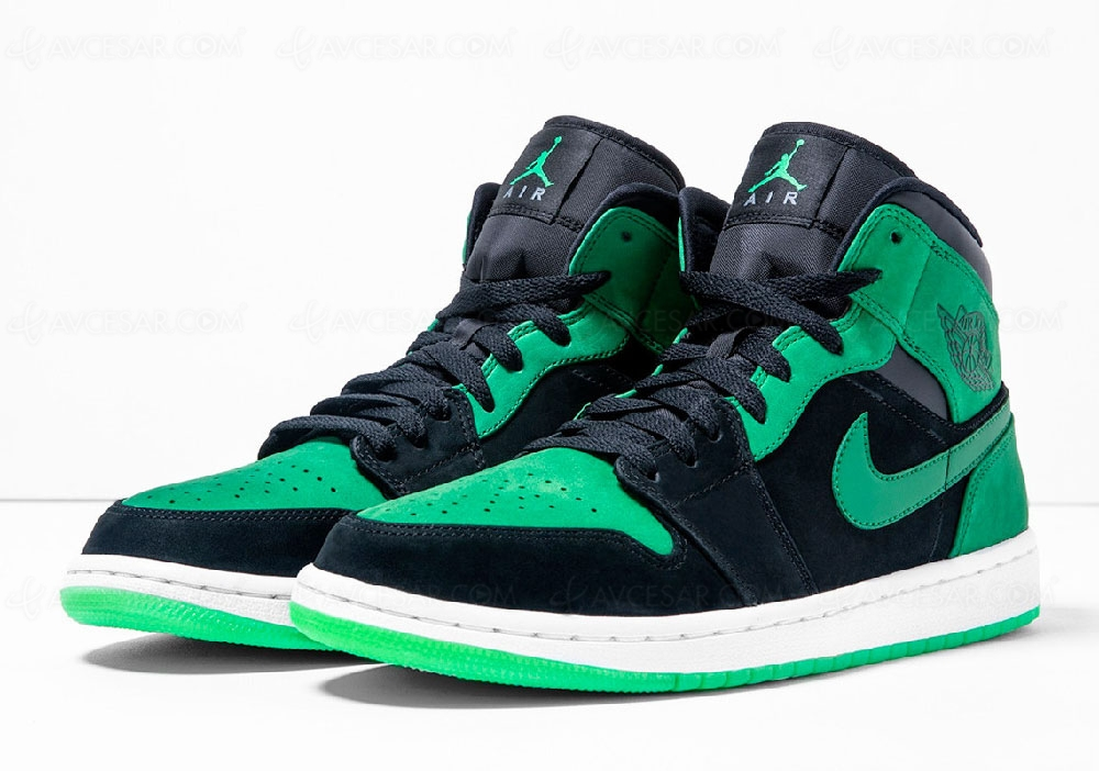 Les Belles Baskets Jordan Air XboxOh Vertes Qsthrd