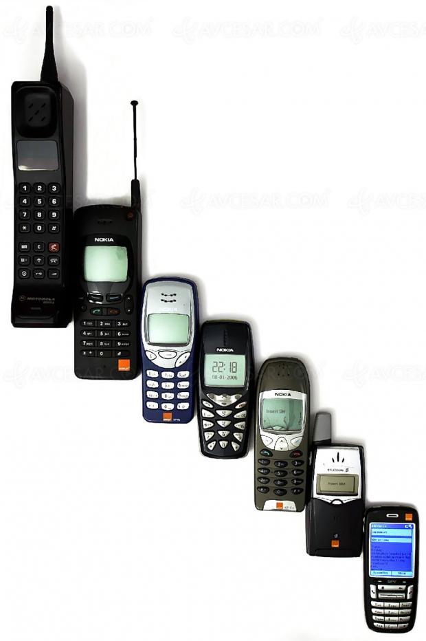 Temps passé devantl'écran: le smartphone devancerait laTV en2019
