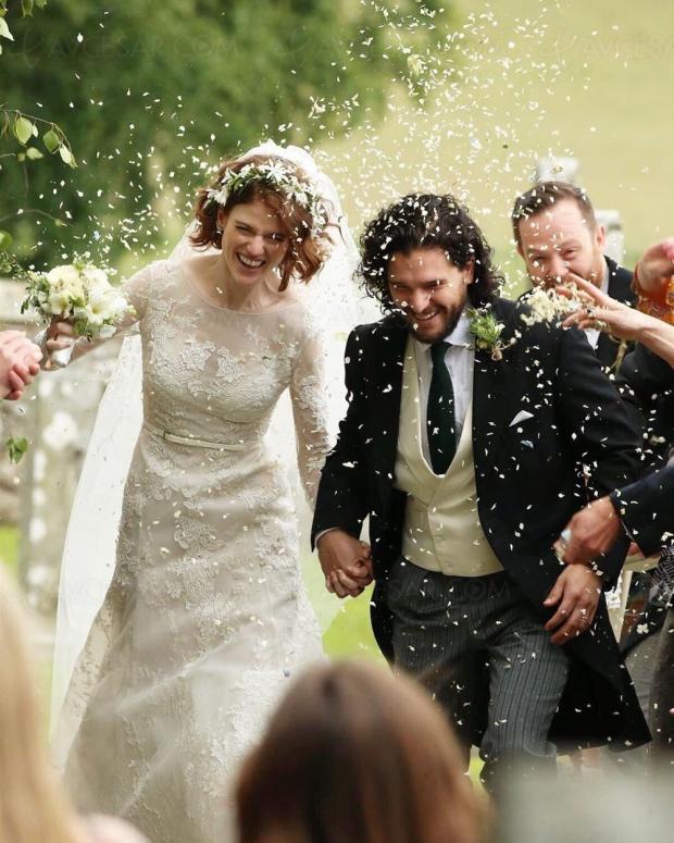 Carnet mondain Game of Thrones: Jon Snow épouseYgritte