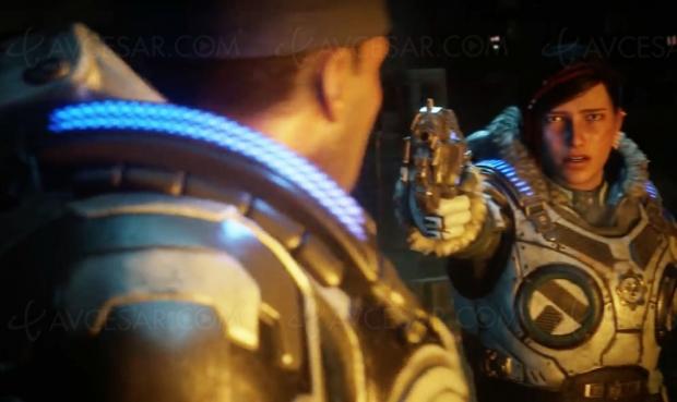Gears5, la saga Xbox continue en4K UltraHD, HDR et 60images parseconde
