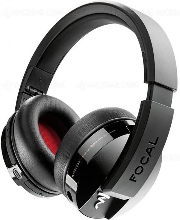 Soldes été 2018, casque Focal Listen Wireless à 129,99 €