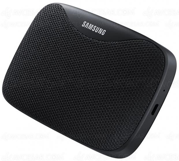 Soldes été 2018, enceinte Bluetooth Samsung Level Box slim noire à 39,99 €
