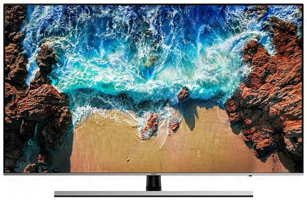 Soldes été 2018, TV LED Ultra HD Samsung UE49NU8005 à 999 €, soit 500 € de remise