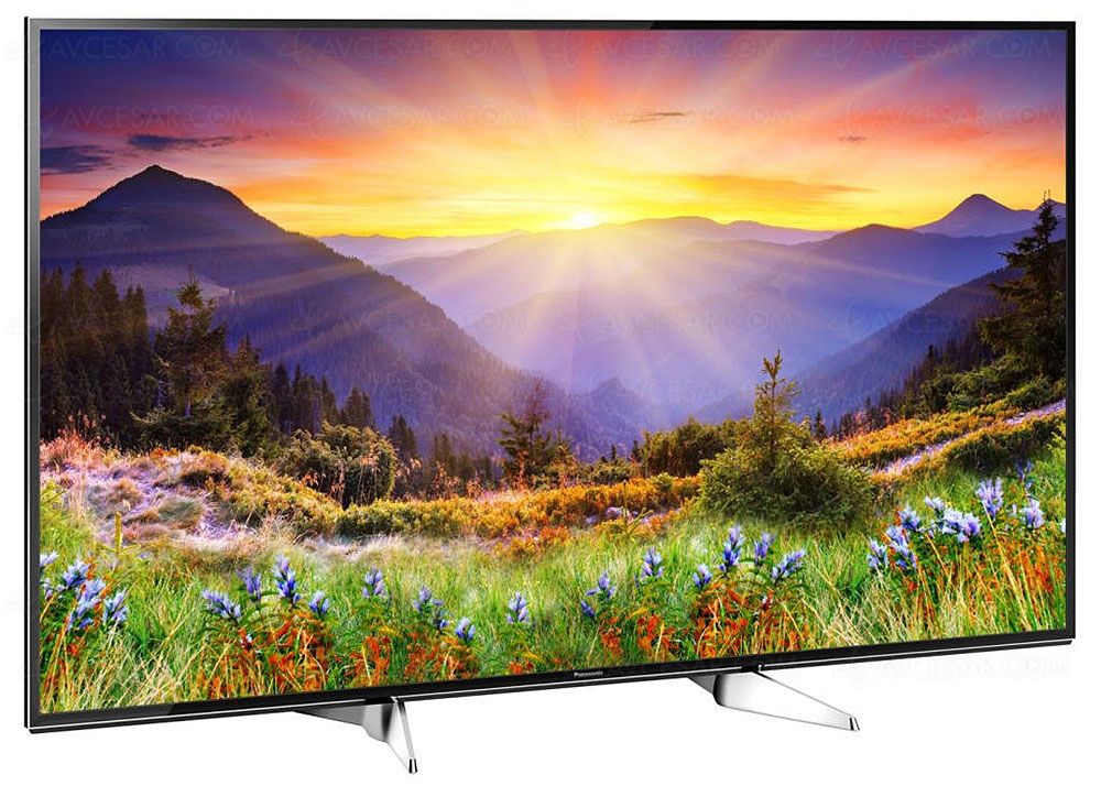 soldes t 2018 tv led ultra hd panasonic tx 55ex600 579 99 soit 42 de remise. Black Bedroom Furniture Sets. Home Design Ideas
