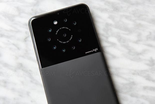 Bientôt 9(!) capteurs photo sur unsmartphone!