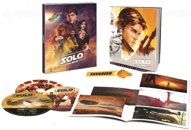 Solo : a Star Wars Story, une édition limitée dévoilée auxUSA