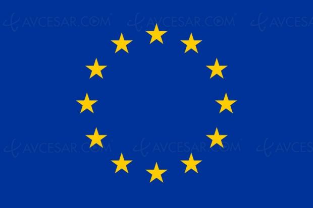 Valeur du marché VOD/SVOD en Europe : plus de 6 milliards d'euros