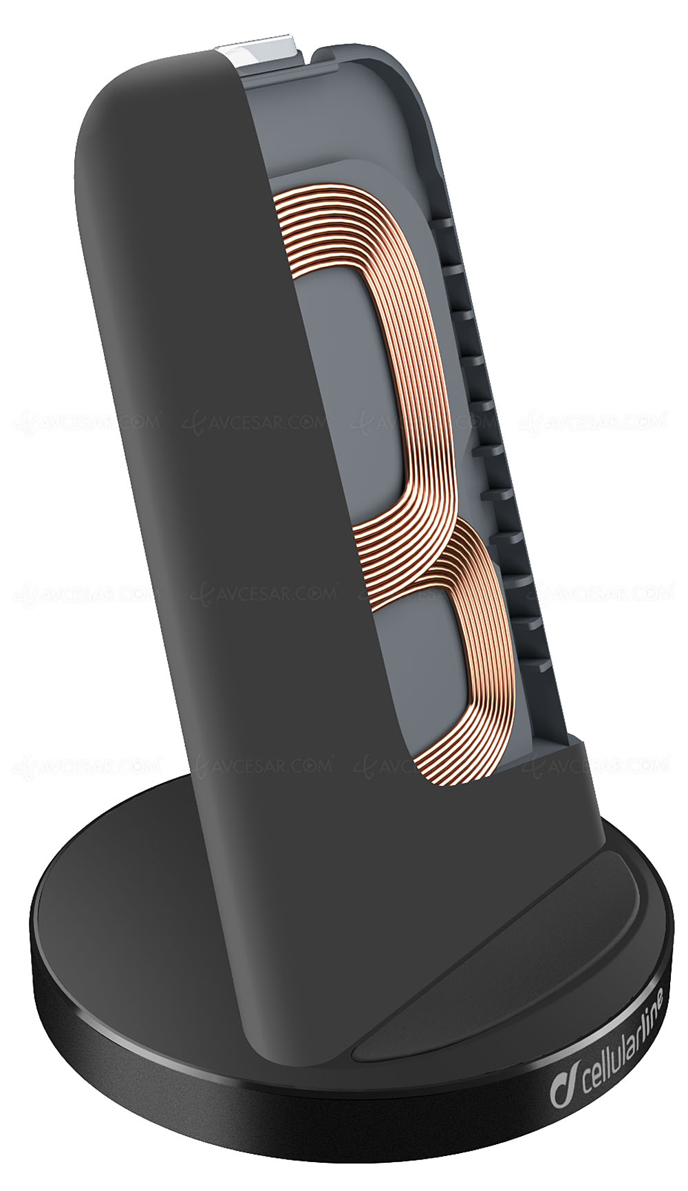 Chargeur à induction Cellularline Pilot Active
