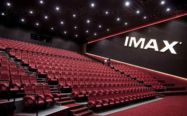 Nouvelles salles Imax Laser enEurope