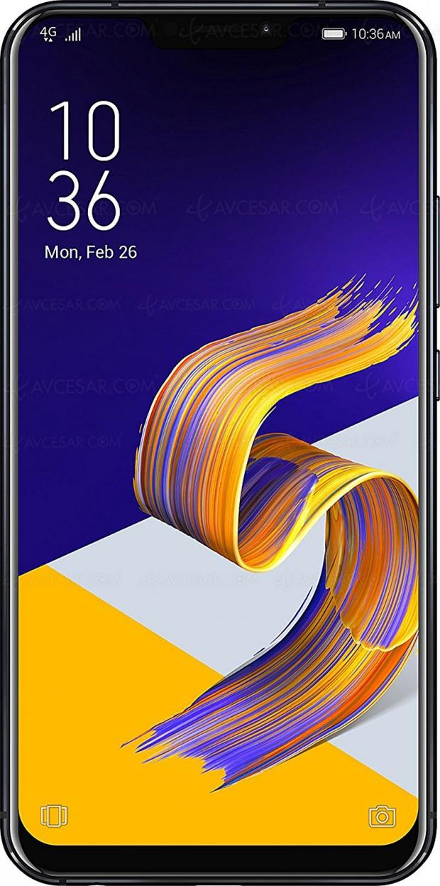 Amazon Prime Day, smartphone Asus ZenFone 5 à 299,99 €, soit 40% de remise !