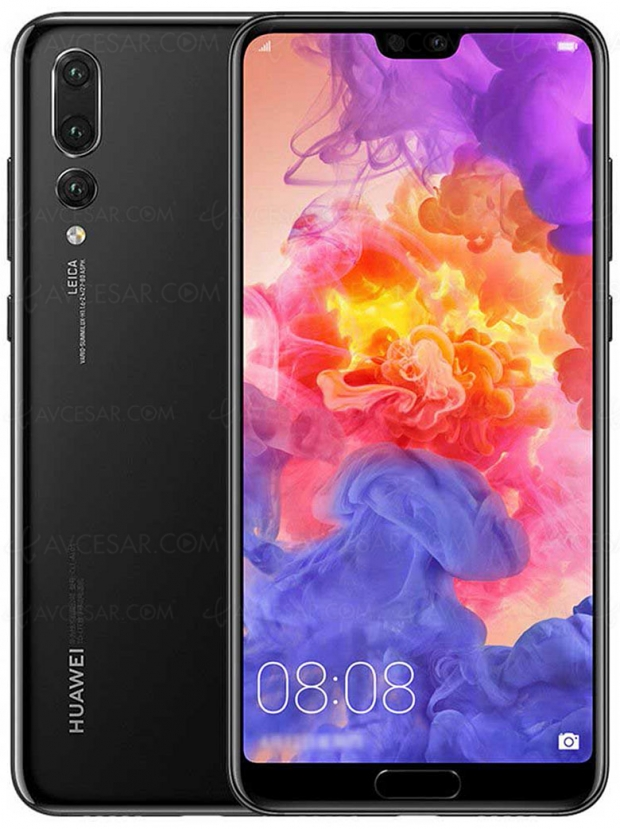 Test smartphone Huawei P20 Pro, en ligne