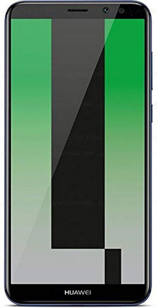 Amazon Prime Day, smartphone Huawei Mate 10 Lite 64 Go à 199 €, soit 43% de remise !