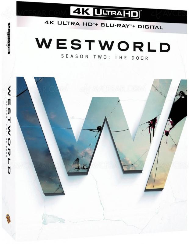 Westworld2, les séries aussi en 4KUltraHDBlu‑Ray