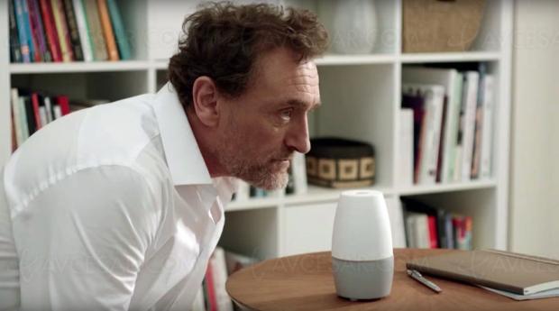 OK Moogle, t'as bu ? L'enceinte connectée vue par Jean-Paul Rouve et Alain Chabat pour Burger Quiz
