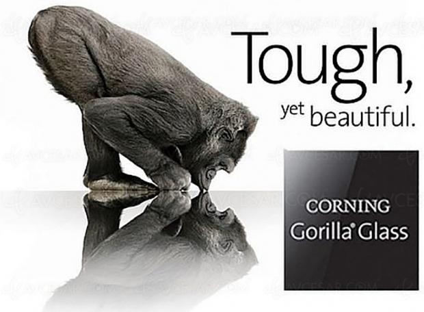 Nouveau verre de protection pour smartphones CorningGorilla GlassDX etDX+