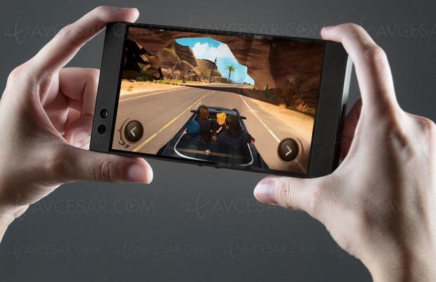 Samsung préparerait un smartphone spécial«gaming»