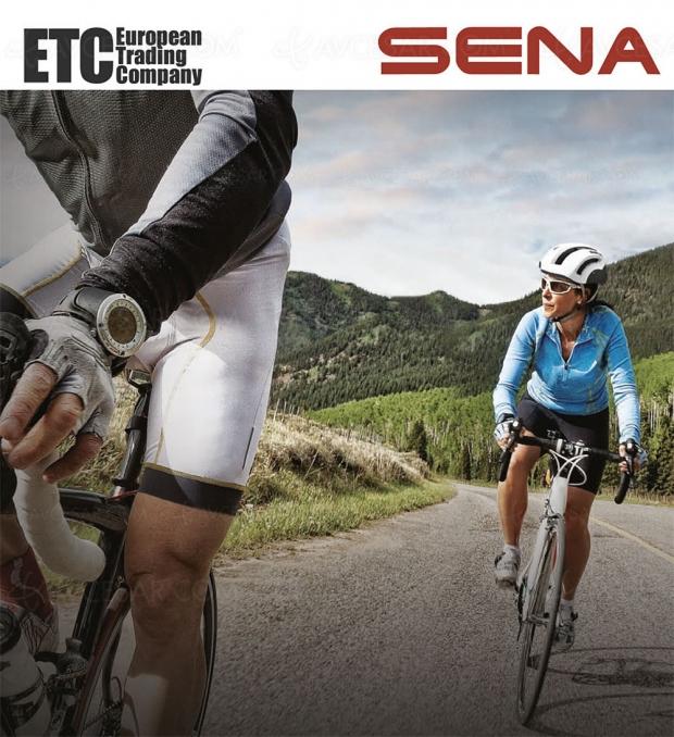 Casque de vélo connecté Sena X1 Pro