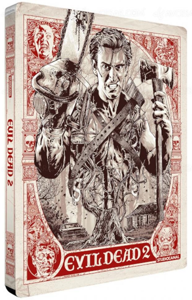 Evil Dead2, la main tueuse est de retour en 4KUltraHDBlu‑Ray
