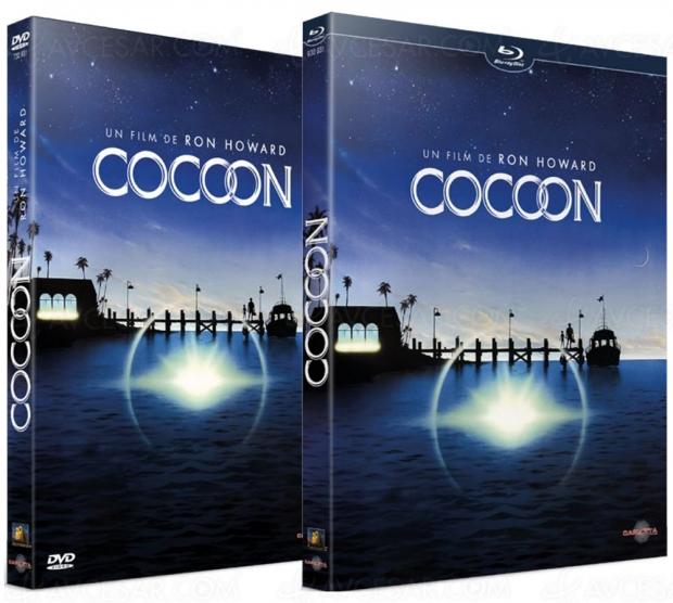 Cocoon pour la première fois en Blu‑Ray, une rareté des 80's signée RonHoward