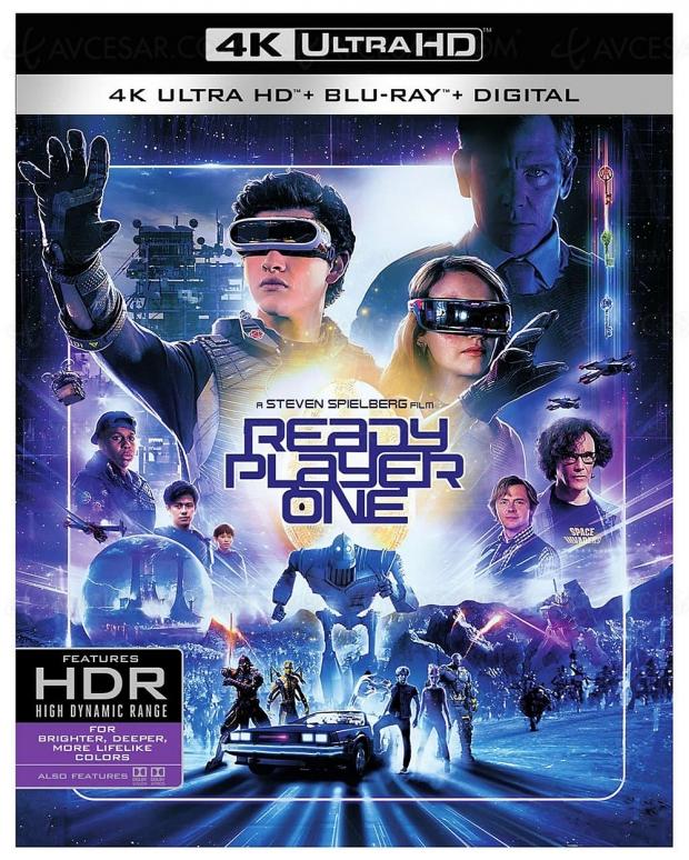 4K Ultra HD Blu‑Ray US: les très bons chiffres desnouveautés