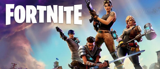 Fortnite en exclusivité sur le Samsung Galaxy Note 9 ?